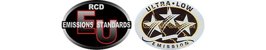 RCD EMISSIONS STANDARDS / ULTRA LOW EMISSIONS